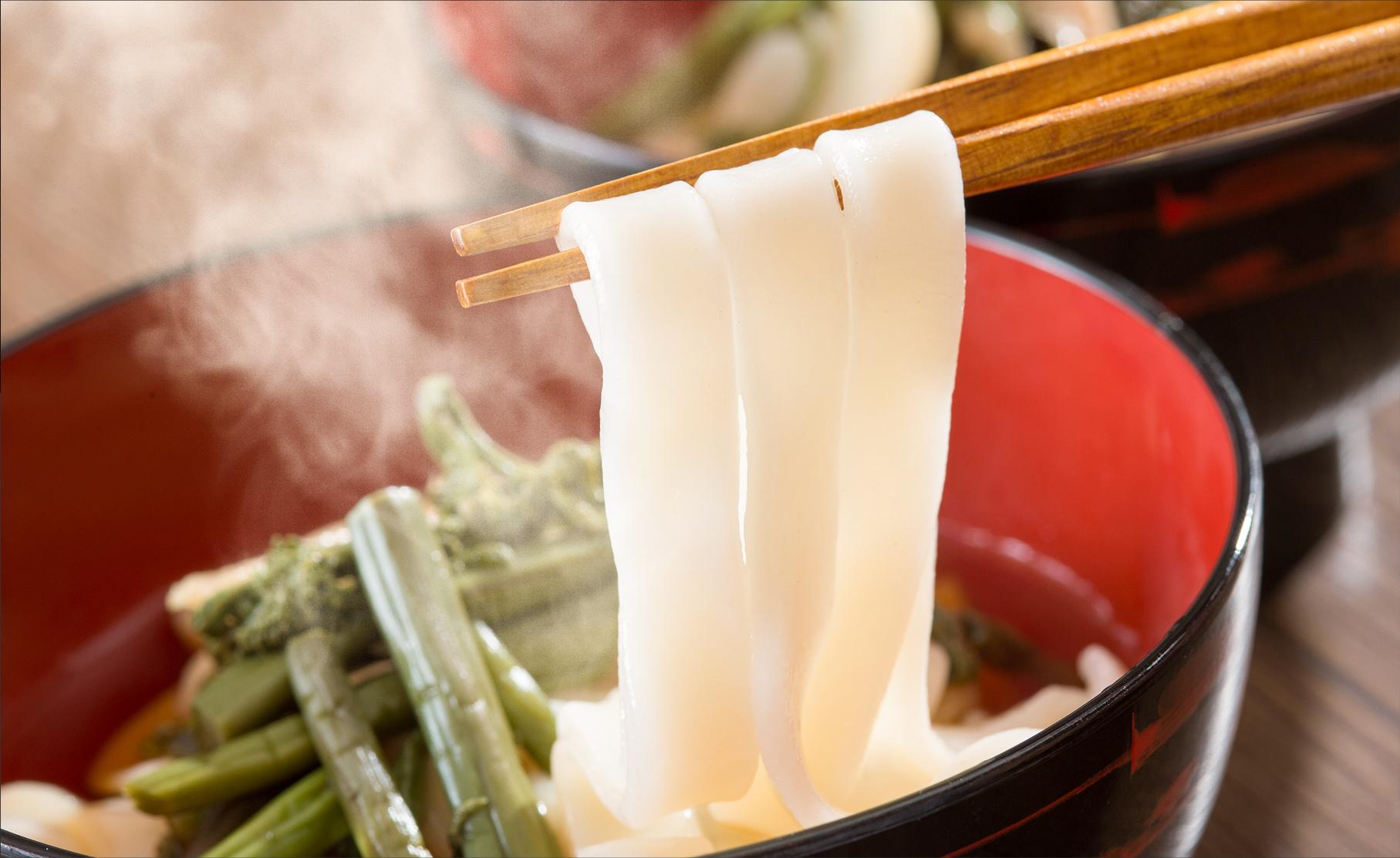 きしめん 食べておきたい名古屋ならではの郷土・名物料理4品