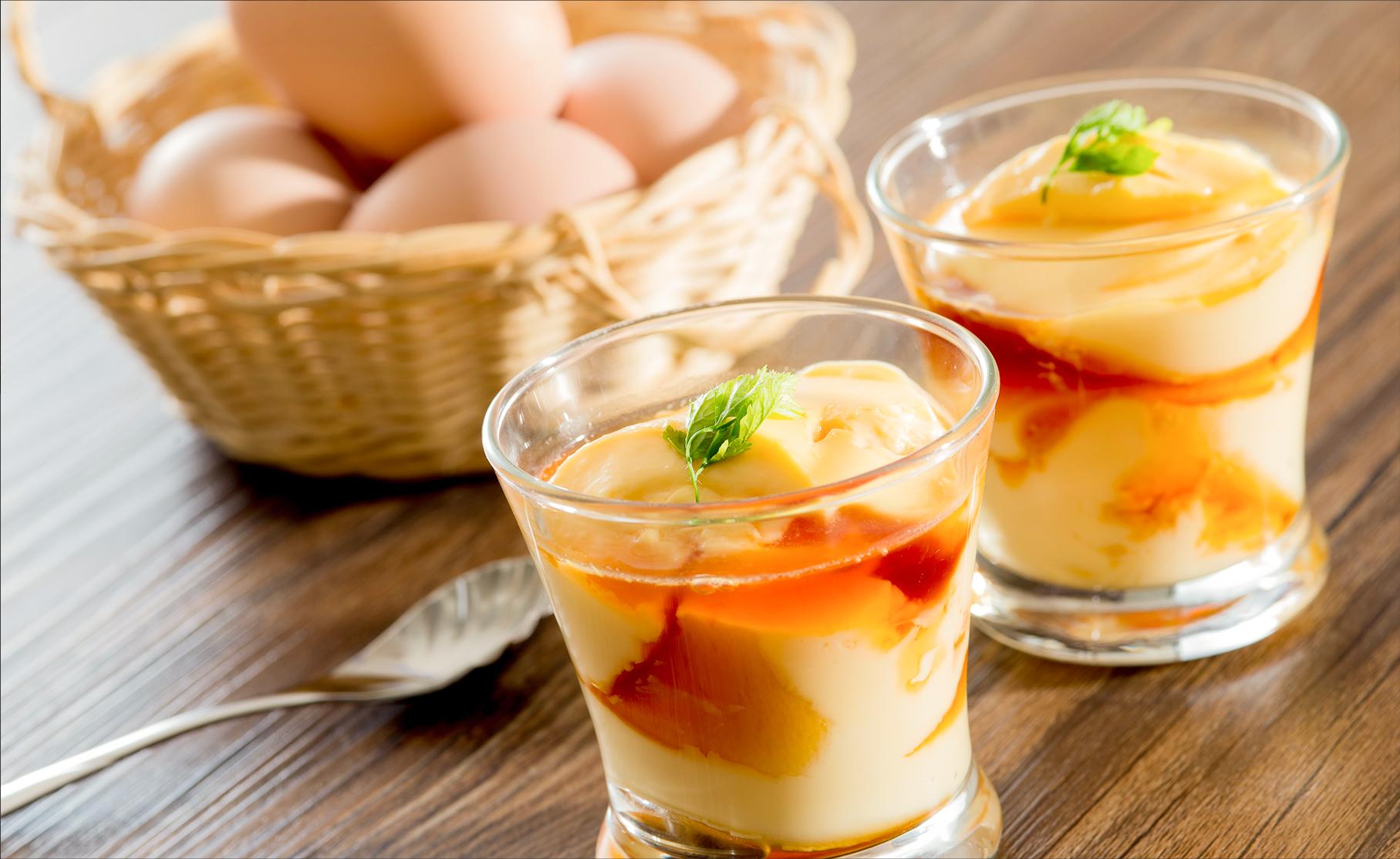 名古屋コーチン卵を使った自家製プリン 食べておきたい名古屋ならではの郷土・名物料理4品